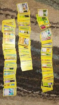 Pokemon cards (no energy cards)