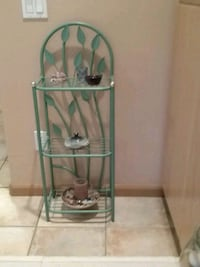 STAND, TURQUOISE in color, 3 TIER Atascadero, 93422