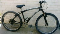 black and white hardtail mountain bike Brookeville, 20833