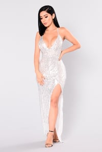 Fashion nova sequin prom dress Toronto, M6L