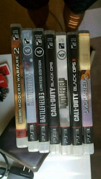 PS3 games Falls Church, 22043