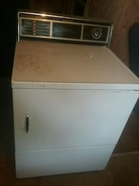 white front-load clothes dryer Nampa, 83687