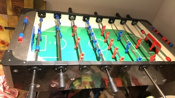 Fabi Gitoni Foosball table