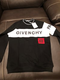 Givenchy sweater with tag Abbotsford, V2T 5P5
