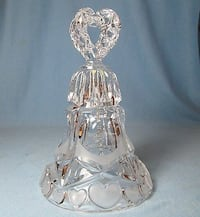 Crystal bell SOUTHBEND