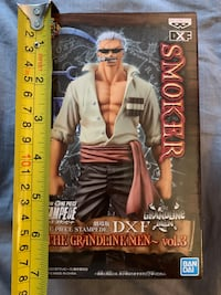 One Piece Action Figure - Smoker