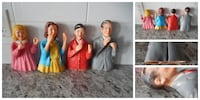 1968 Childcraft Hand Puppets  Morinville