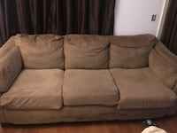 ** Various Items Moving Sale** 1 sofa 1 recliner and 2 DVD players Frederick, 21703