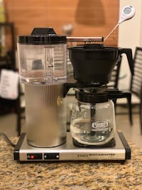 Technivorm Moccamaster CD Grand Coffee Brewer/Maker Pinecrest, 33156