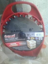 "Brand new freud dado 8""(OPEN TO  TRADE)  Surrey, V3V 4V1"