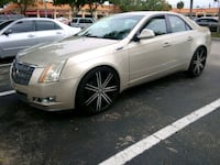 Cadillac - CTS - 2008 West Palm Beach