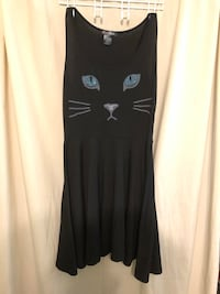 Cute soft black cat dress  Surrey, V3S 7W7
