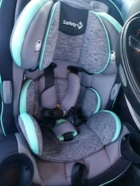 Baby car seat. Converts from 0 up to 100lbs