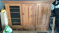 brown wooden cabinet with drawer Raleigh, 27615