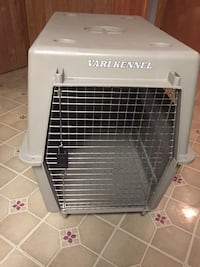 white and black Pet Taxi pet carrier Skokie, 60077