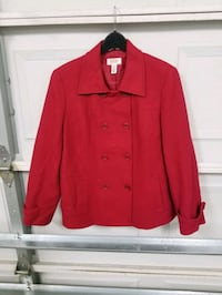 Women's Wool Coat Kannapolis, 28083