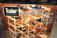 25 bottle wine rack new never used South Hackensack, 07606