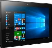 Tablet lenovo miix 310 wifi 32 gb libre plata Madrid