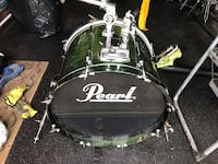 Pearl export series - bass drum 22 inch Toronto, M9A 1K7