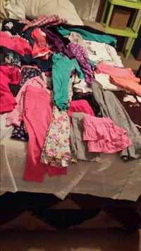 Size 5t and a few 6's Charlotte, 28208