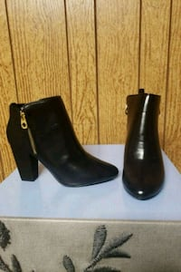 New Black Shoe Booties size 10 Alexandria, 22307
