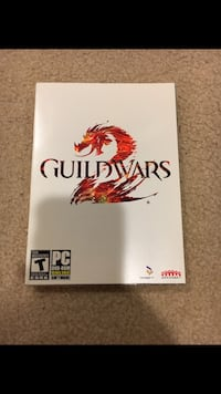Guild Wars (PC Game for sale) Winnipeg, R3T 3H2
