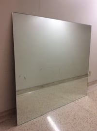 Large wall mirror,excellent conditions,60 by 54 inches Toronto, M2R 2A3