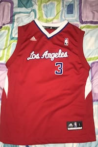 OG Jersey chris Paul SIZE LARGE but runs small about a small or medium