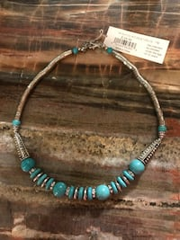 Turquoise Necklace Canton, 44714