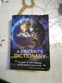 Student's Dictionary Plainfield, 07062