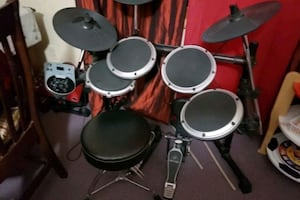 Drum Set with HH Pedal noiseless