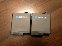 GoPro Hero 5/6/7 Batteries