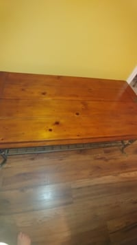 Rustic coffee table and side table London