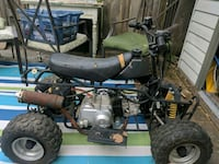 4 wheeler for parts or fixing up