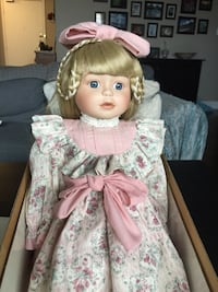Porcelain Doll - Beverley from the Savoy Collection  Toronto, M3H 5T9