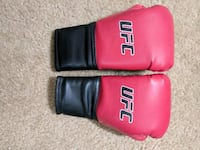 Kids UFC gloves Henderson, 89012