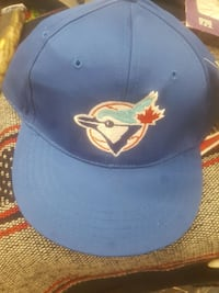 Kids blue jays hats new with tag