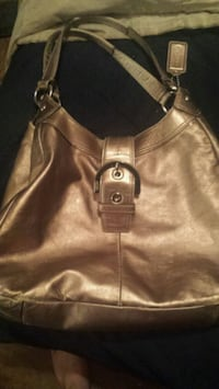women's gold coach purse Chauvin, 70344