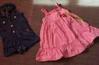 18 months girl clothing... for the warm season.