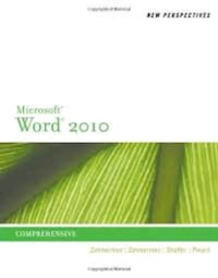 Microsoft word 2010 guide Burnaby, V5H 1S5