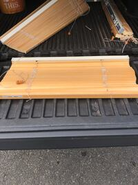 Wood Blinds, good condition Linden, 07036