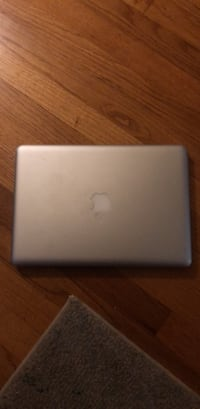 Macbook Pro with CD Disc
