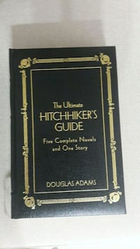 The Hitchhiker's Guide Istanbul