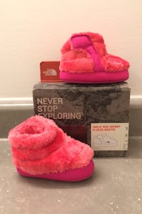 The North Face Infant Fleece Bootie