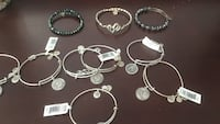 Alex and ani Assorted silver-colored bracelets Worcester