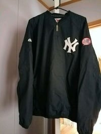New York Yankee windbreaker Oneonta, 13820