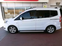 2017 Ford Tourneo Courier Journey Yavuz Sultan Selim