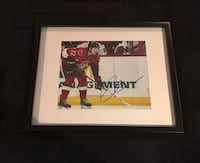 Ottawa Senators Thomas Chabot Signed and framed photo Châteauguay, J6K 2A7