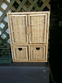 Wicker Organizer Tampa, 33603
