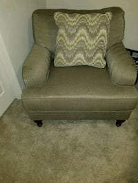 Cloth chair and a half Mount Pleasant